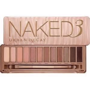 Other - Naked 3 palette urban decay